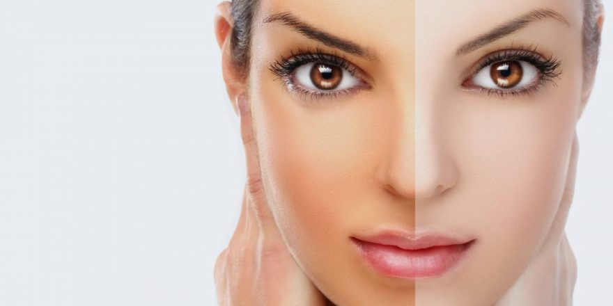 cara memutihkan wajah secara alami